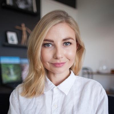 portrait photo of Grace Tobin