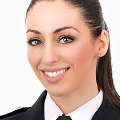 portrait photo of Dr Sabrina Cohen-Hatton