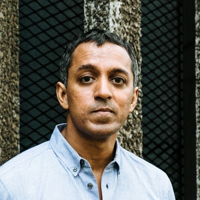 portrait photo of Rajeev Balasubramanyam