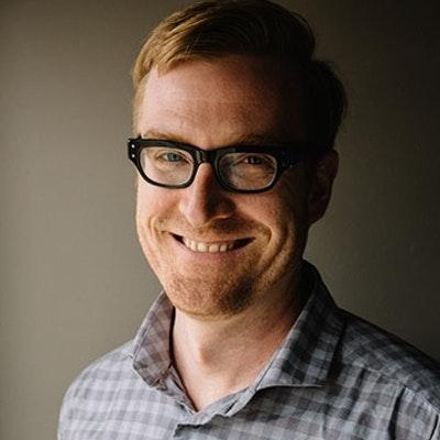 portrait photo of Ryan North