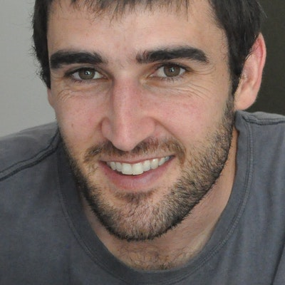 portrait photo of Stuart Lipshaw