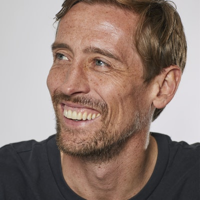 portrait photo of Peter Crouch