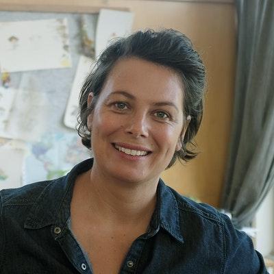 portrait photo of Jedda Robaard
