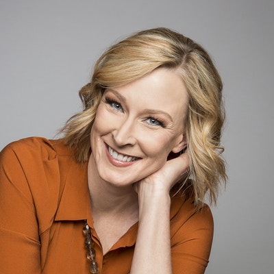 portrait photo of Leigh Sales