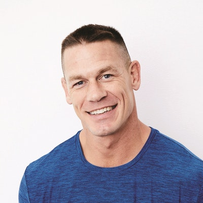 portrait photo of John Cena