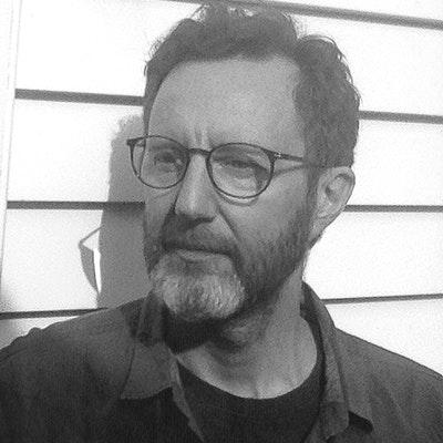 portrait photo of Chris Mousdale