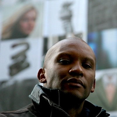 portrait photo of David Matthews