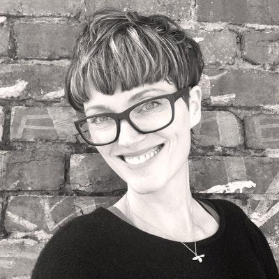 portrait photo of Caitlin Murray