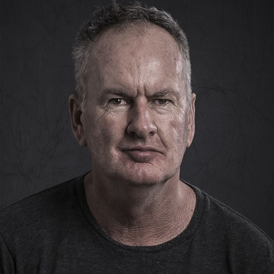 portrait photo of Simon Young