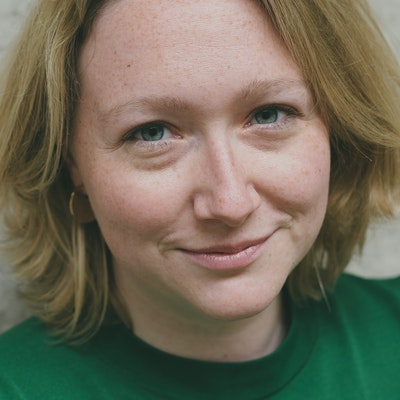 portrait photo of Abbie Greaves