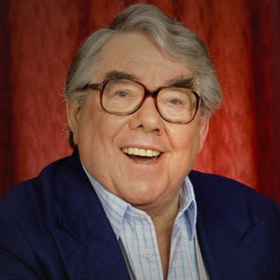 portrait photo of Ronnie Corbett