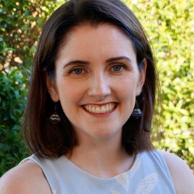 portrait photo of Charlotte Barkla