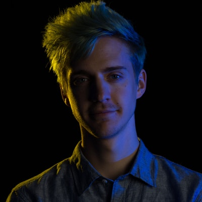 portrait photo of Tyler 'Ninja' Blevins