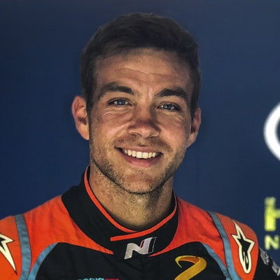 portrait photo of Hayden Paddon
