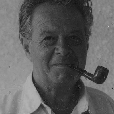portrait photo of Otto B Kraus