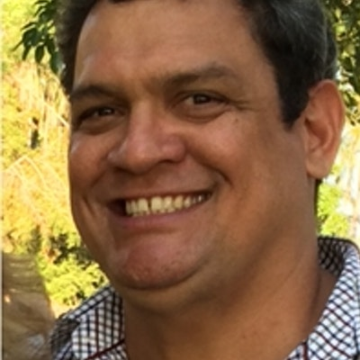 portrait photo of Paul Seden