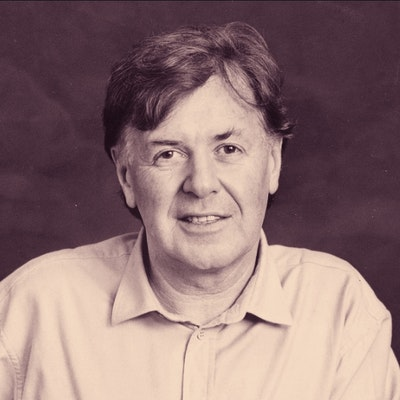 portrait photo of David McKee