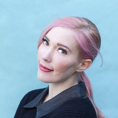 portrait photo of Alicia Jasinska