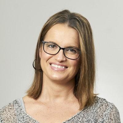 portrait photo of Sandy Flett
