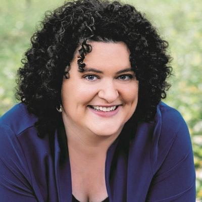portrait photo of Gretchen McCulloch