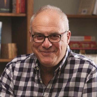 portrait photo of Mark Bittman