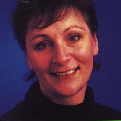 portrait photo of Mary Contini