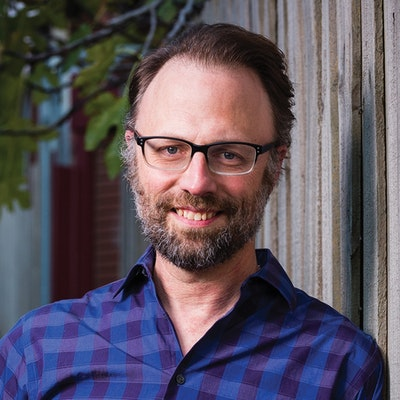 portrait photo of Scott Edgar