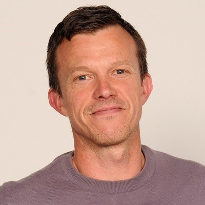 portrait photo of Garry Parsons