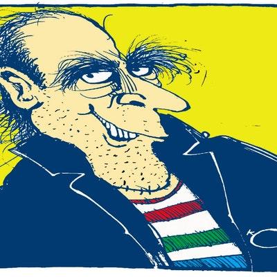 portrait photo of Korky Paul