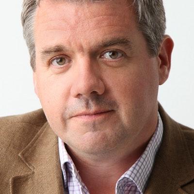 portrait photo of Roger Moorhouse