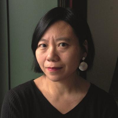 portrait photo of Xiaolu Guo