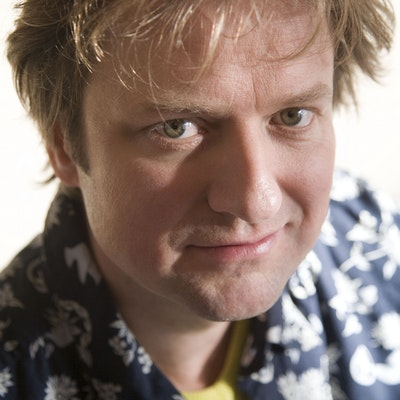 portrait photo of Frank Westerman