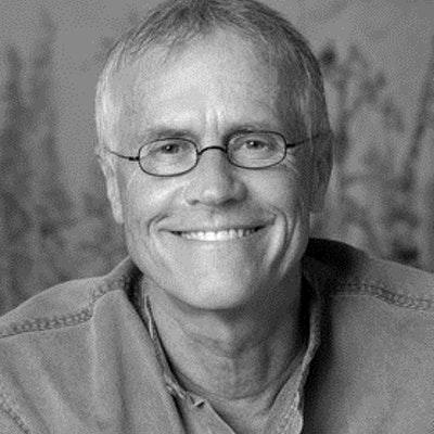 portrait photo of Paul Hawken