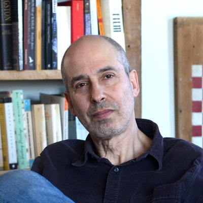 portrait photo of James Lasdun