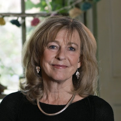 portrait photo of Deborah Moggach