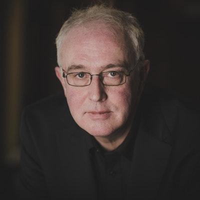 portrait photo of Joseph O'Connor
