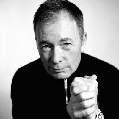 portrait photo of Tony Parsons