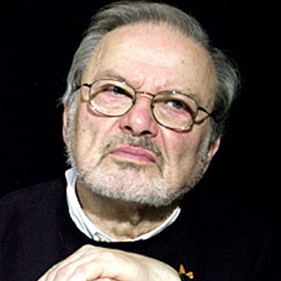 portrait photo of Maurice Sendak
