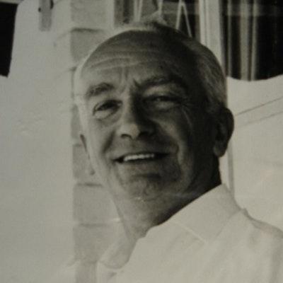 portrait photo of Norman Hunter