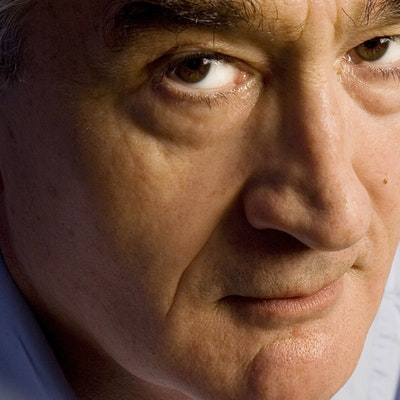 portrait photo of Antony Beevor