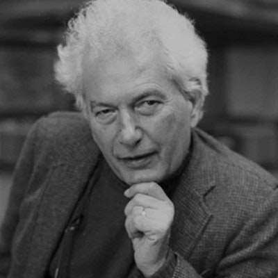 portrait photo of Joseph Heller