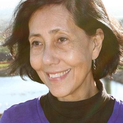 portrait photo of Wendy Law-Yone