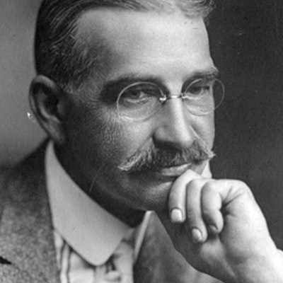 portrait photo of L. Frank Baum
