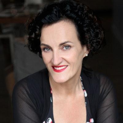 portrait photo of Sarah-Kate Lynch