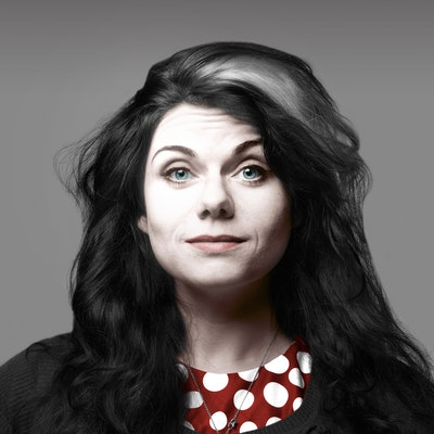 portrait photo of Caitlin Moran