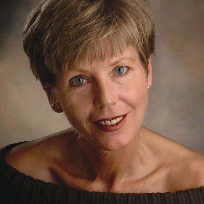 portrait photo of Karin Fossum