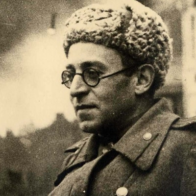 portrait photo of Vasily Grossman