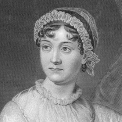 portrait photo of Jane Austen