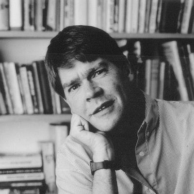 portrait photo of Peter Corris