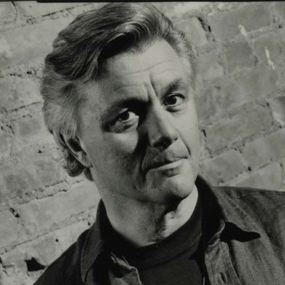 portrait photo of John Irving